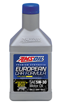 5w 30 improved esp european motor oil for Synthetic motor oil for diesel engines