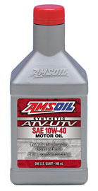 AUV40 ATV/UTV Oil