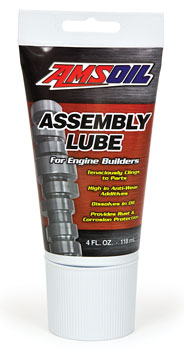 Engine Assembly Lube