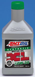 AMSOIL 0W-20 XL Motor Oil
