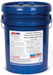 AMSOIL SEA40 Natural Gas Engine Oil