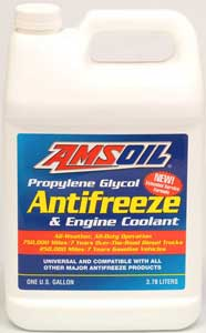 AMSOIL long life antifreeze and coolant