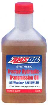 AMSOIL Tractor Transmission Hydraulic Oil