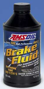 AMSOIL Dot 3 Brake Fluid