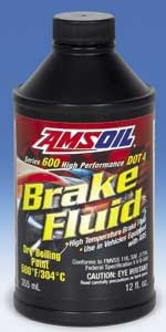 AMSOIL Dot 4 Brake Fluid